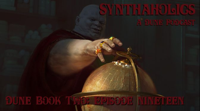 Book Club Episode 19: Dune Part 19