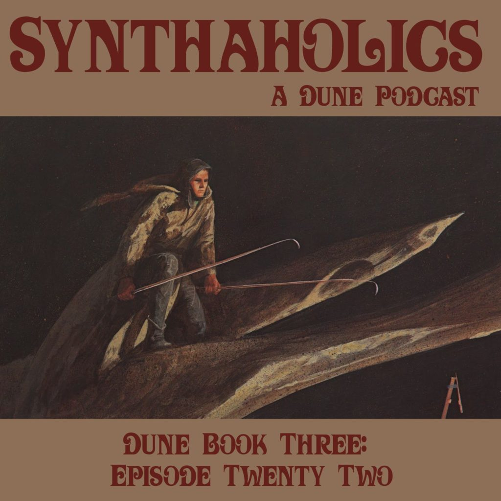Book Club Episode 22: Dune Part 22