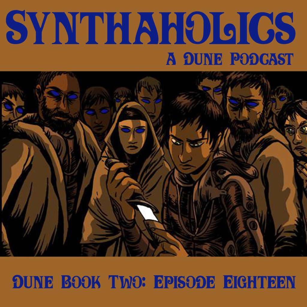 Book Club Episode 18: Dune Part 18