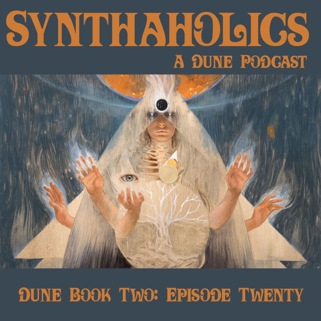 Book Club Episode 20: Dune Part 20