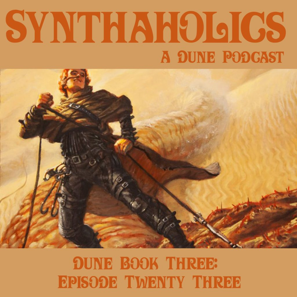 Book Club Episode 23: Dune Part 23