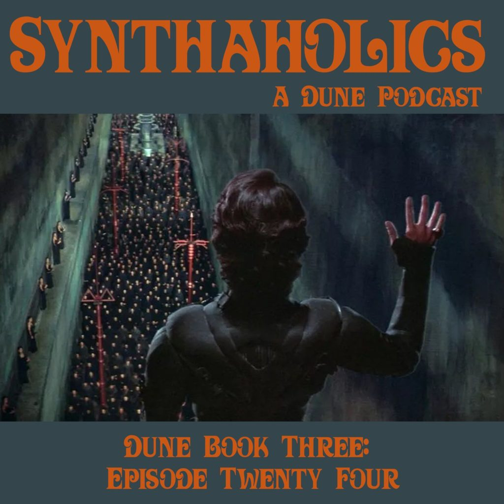 Book Club Episode 24: Dune Part 24